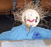 Tilly's scarecrow