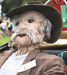 jed clampett scarecrow